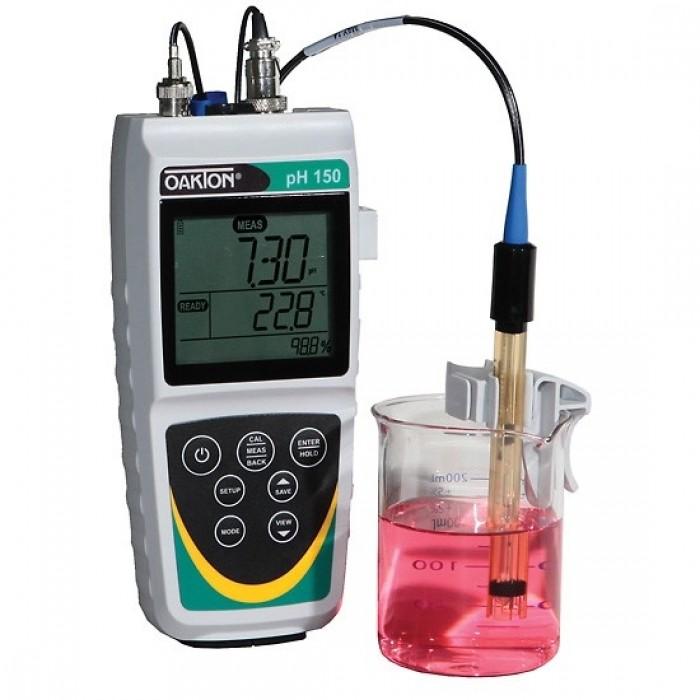 Waterproof Ph Meters : Oakton waterproof ph meter