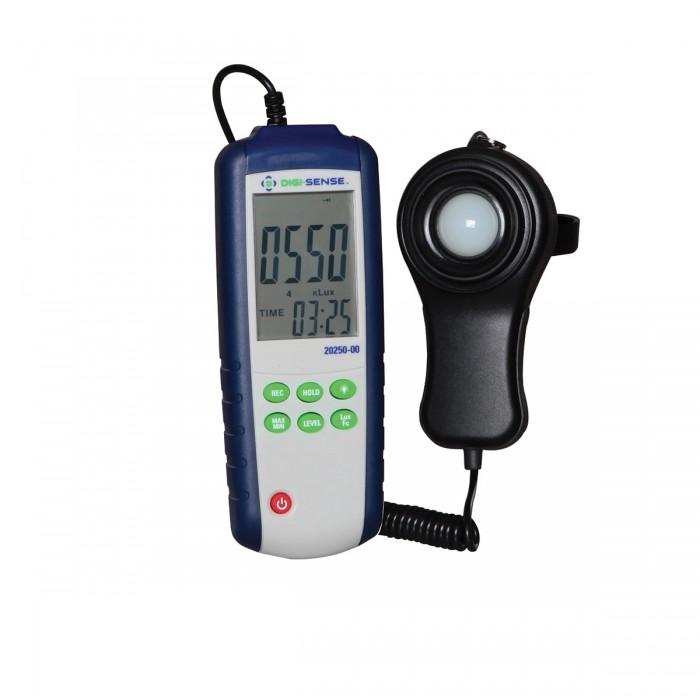 Data Logging Light Meter with NIST (WD-20250-00)