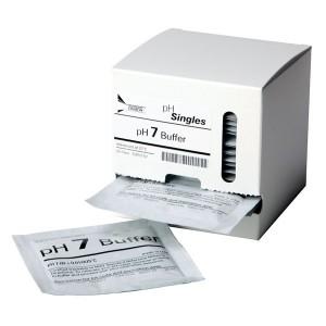 Oakton® pH Calibration Buffer Pouches, Assorted 20/PkT (WD-35653-04)