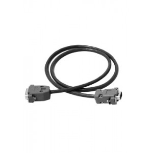 Cable with 9-pin D-connector for GM series Mass Flow Meter, 0-5 Vdc, 3ft length (6ACBL-D5)
