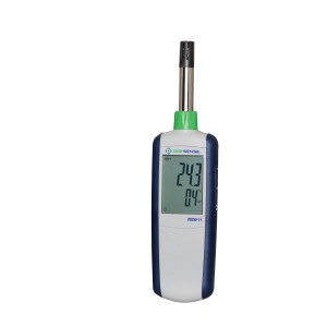 Thermohygrometer with NIST
