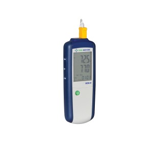 Digital Thermocouple Thermometer with NIST