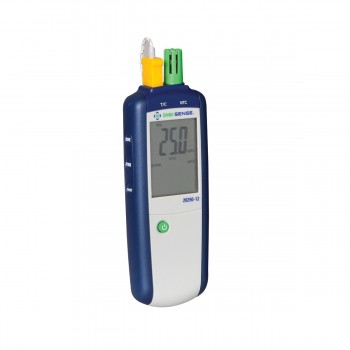 Thermohygrometer TYPE K with NIST Traceable Calibration (WD-20250-12)